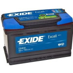 Exide Excell 54 Ah 520A