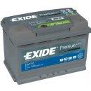 Exide Premium 12V 77Ah 760A