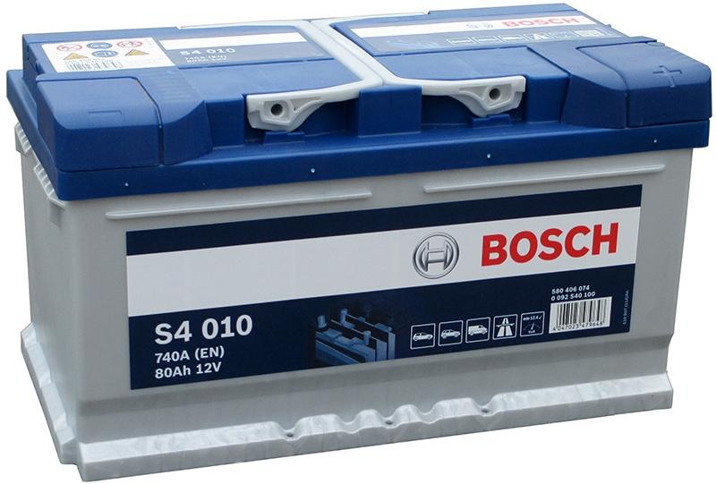 Bosch S4 12V 80Ah 740A