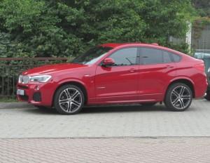 Autobaterie BMW X6 3.0 benzín