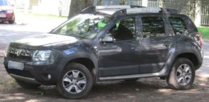 Autobaterie Dacia Duster 1.6 benzín