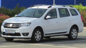 Autobaterie Dacia Logan 1.2 benzín