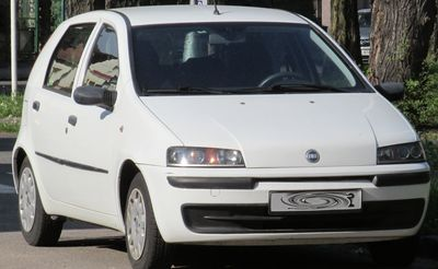Autobaterie Fiat Punto 1.1 benzín