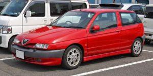 Autobaterie Alfa Romeo 145 1.9 diesel